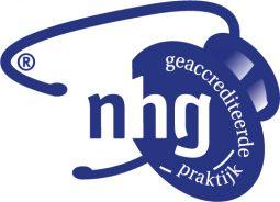 NHG Keurmerk Kleur blauw nieuwe versie